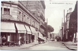 RUE RAVON - BOURG La REINE - Bourg La Reine