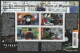 Saint Pierre Et Miquelon - N°F1179 ** (2017) Standardistes - St.Pierre Et Miquelon