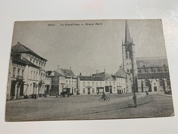 Gheel La Grand'place Grotte Markt - Geel