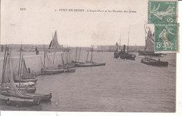 Port En Bessin - L'Avant Port Et Les Musoirs Des Jetées - Port-en-Bessin-Huppain