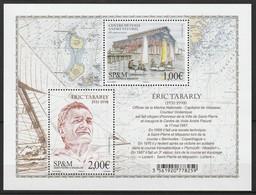 Saint Pierre Et Miquelon - N°F1193 ** (2017) Eric Tabarly - St.Pierre Et Miquelon