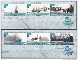 Ross Depency 2015 Bloc Feuillet 100 Ans Expedition Trans-Antarctique Neuf ** - Dépendance De Ross (Nouvelle Zélande)