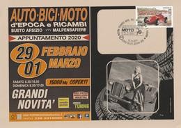 Eventi - Mostra Scambio Auto-Bici-Moto D'Epoca- Busto Arsizio 2019 - - Manifestazioni