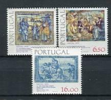 Portugal 1979. Yvert 1447-49 ** MNH - Ungebraucht