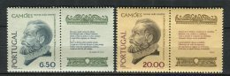 Portugal 1980. Yvert 1472-73 ** MNH - 1910-... Republic