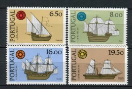Portugal 1980. Yvert 1482-85 ** MNH - 1910-... Republic