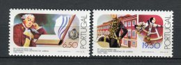 Portugal 1980. Yvert 1488-89 ** MNH - 1910-... Republic