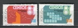 Portugal 1981. Yvert 1492-93 ** MNH. - 1910-... Republic