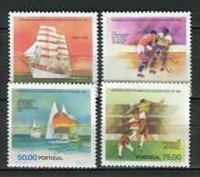 Portugal 1982. Yvert 1537-40 ** MNH. - 1910-... Republic