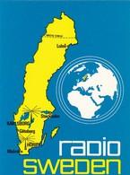QSL - Radio Sweden - 1979  (46997) - Radio