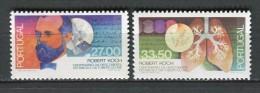 Portugal 1982. Yvert 1552-53 ** MNH. - 1910-... Republic