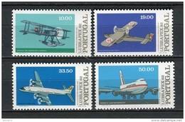 Portugal 1982. Yvert 1556-59 ** MNH. - 1910-... Republic