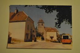 25 Doubs Serre Les Sapins La Machotte J9 Citroen - France