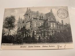 AarschotKasteel Fontaine 1904 - Aarschot