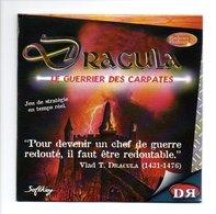 CD-ROM: Dracula, Le Guerrier Des Carpates, Jeu De Strategie En Temps Reel (20-354) - Jeux PC