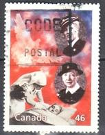Canada 1999-2000 - The Millennium Collection - Mi.1841 - Used - 1952-.... Reinado De Elizabeth II