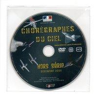 DVD: Aviation, Choregraphes Du Ciel, Ministere De La Defense, Sirpa Air, Armee De L'Air (20-356) - Aviation