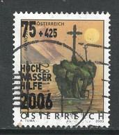 Oostenrijk, Mi 2587 Jaar 2006; Hele Hoge Waarde, Gestempeld - 1945-.... 2ème République