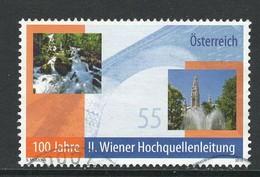 Oostenrijk, Mi 2876  Jaar 2010;  Gestempeld - 1945-.... 2ème République
