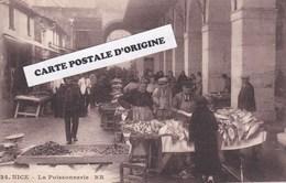 06 - NICE - LA POISSONNERIE - Markets, Festivals