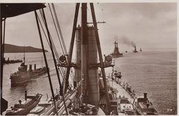 MARINA MILITAIRE - NAVI D'ITALIA - GRANDI NAVI IN LINEA DI FILA - Warships