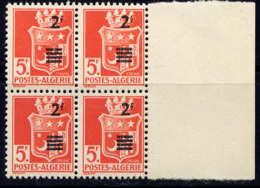 ALGERIE - 197d**  - ARMOIRIES D'ORAN / SURCHARGE DEPLACEE - Algérie (1924-1962)