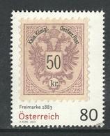 Oostenrijk, Mi 3468 Uit Blok 105  Jaar 2019,   Gestempeld - 2011-... Gebraucht