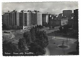 3008 - MILANO PIAZZA DELLA REPUBBLICA 1950 CIRCA - Milano