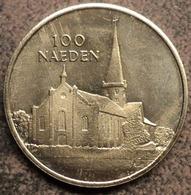 4067 Vz 100 Naeden - Kz Sinaai 1983 - Gemeentepenningen