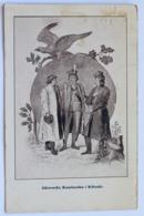 Glowacki, Kosciuszko I Kilinski, Polska Poland, 1919 - Poland