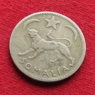 Somalia 50 Centesimi 1950 KM# 4 Silver *V1 Somalie - Somalia