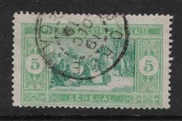 Senegal - Yvert 56 Oblitéré GOREE - Scott#82 - Oblitérés