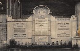Yvoir - Carte-Photo - Monument - Puffet, Ciney - Yvoir