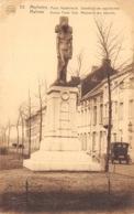 Malines - Avenue Frans Hals - Monument Des Déportés - Mechelen
