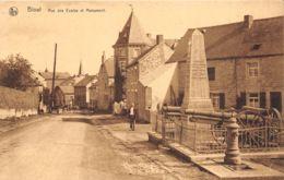 Bioul - Rue Des Ecoles Et Monument - Anhée