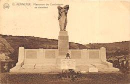 Pépinster - Monument Des Combattants Au Cimetière - Pepinster