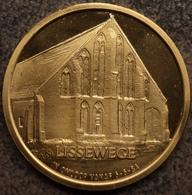 4072 Vz Lissewege - Kz 100 Abdyen - Gemeentepenningen