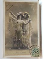 SELVA - LARIGNAN - FOLIES MARIGNY - WALERY - DOS SIMPLE - 1905 - Cabaret
