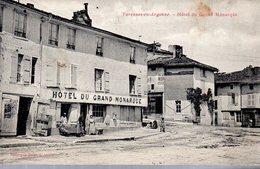 VARENNES EN ARGONNE  -  Hôtel Du Grand Monarque - France