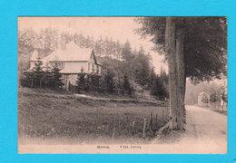 CPSM HOTTON : Villa LECOQ - Edit. Demelenne Deblin, Hotton - 2 Scans - Hotton