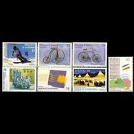 SELLOS ANDORRA ESPAÑOLA AÑO 1998 COMPLETO. NUEVOS SIN FIJASELLOS (MNH) - Nuevos