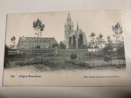 Hal L'église Notre Dame - Halle