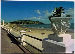 MALDONADO, Uruguay, Piriapolis - Rambla Y Cerro San Antonio, Used Postcard [23747] - Uruguay