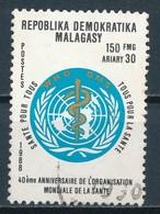 °°° MADAGASCAR - Y&T N°856 - 1988 °°° - Madagascar (1960-...)