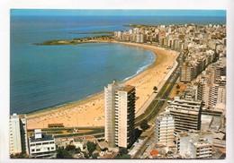MONTEVIDEO, Uruguay, Playa Pocitos, Pocitos Beach, Postcard [23749] - Uruguay