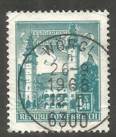 AUSTRIA. 1.40S KLAGENFURT BUILDINGS USED WORGL POSTMARK - 1961-70 Usados