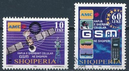 °°° ALBANIA - Y&T N°2359/60 - 1996 °°° - Albania