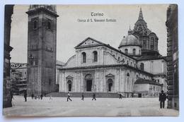 Chiesa Di S. Giovanni Battista, Torino, Italia Italy - Churches