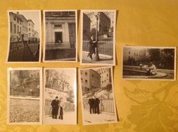 Lyon Croix Rousse 1940-1950 Rue Alma, Mont Sauvage 7 Photos - Luoghi