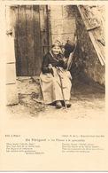 En Périgord, La Fileuse à La Quenouille - Edition J. Bitard - Europe